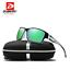 Dubery avec boite Hommes Équitation Lunettes de soleil polarisées outdoor conduite sport Lunettes