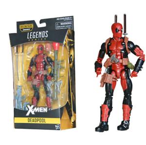 2019 Legends X-men No.002 DEADPOOL Action Figure Toy 16cm New