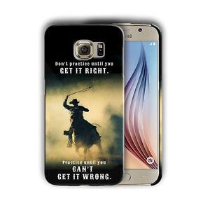 Rodeo-Cowboy-Lasso-Horse-Samsung-Galaxy-S4-5-6-7-8-Edge-Note-3-4-5-8-Plus-Case-4