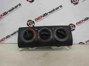 Renault-Clio-MK2-2001-2006-Heater-Blower-Controls-Switch-Air-Con-8200147160
