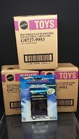 Sealed Box Of Hot Wheels Acceleracers Booster Card Packs - 12 Packs Per Box