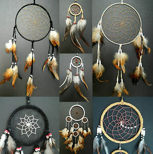 Apache Dream Catchers Traditional dream catcher native American Indian style APACHE 11