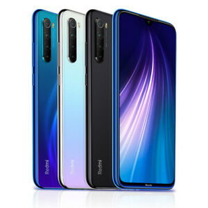 "Xiaomi Redmi Note 8 64GB 4GB 6,3"" Smartphone Dual Sim 4000mAh Global Version"