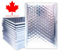 """20-Pack 8"""" X 11"""" Extra Strong Foil Bubble Mailer Mississauga / Peel Region Toronto (GTA) Preview"""