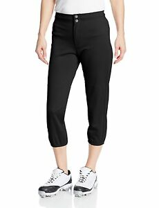 Women's Intensity Low Rise Softball Pant Double Knit Fast Pitch N5300 ALL COLORS