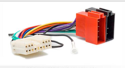 CARAV 12-117 Autoradio Adapterkabel ISO für MITSUBISHI 1996-2006