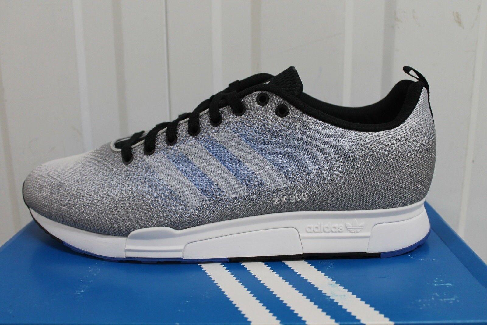 ADIDAS ZX 900 900 900 WEAVE grigio blu tessuto B26526 NUOVO CON SCATOLA 048568