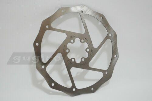 "AVID Roundagon BB5 BB7 MTB Bike Disc Brake Mechanical Rotor 185mm w//6-Bolts 7/"""