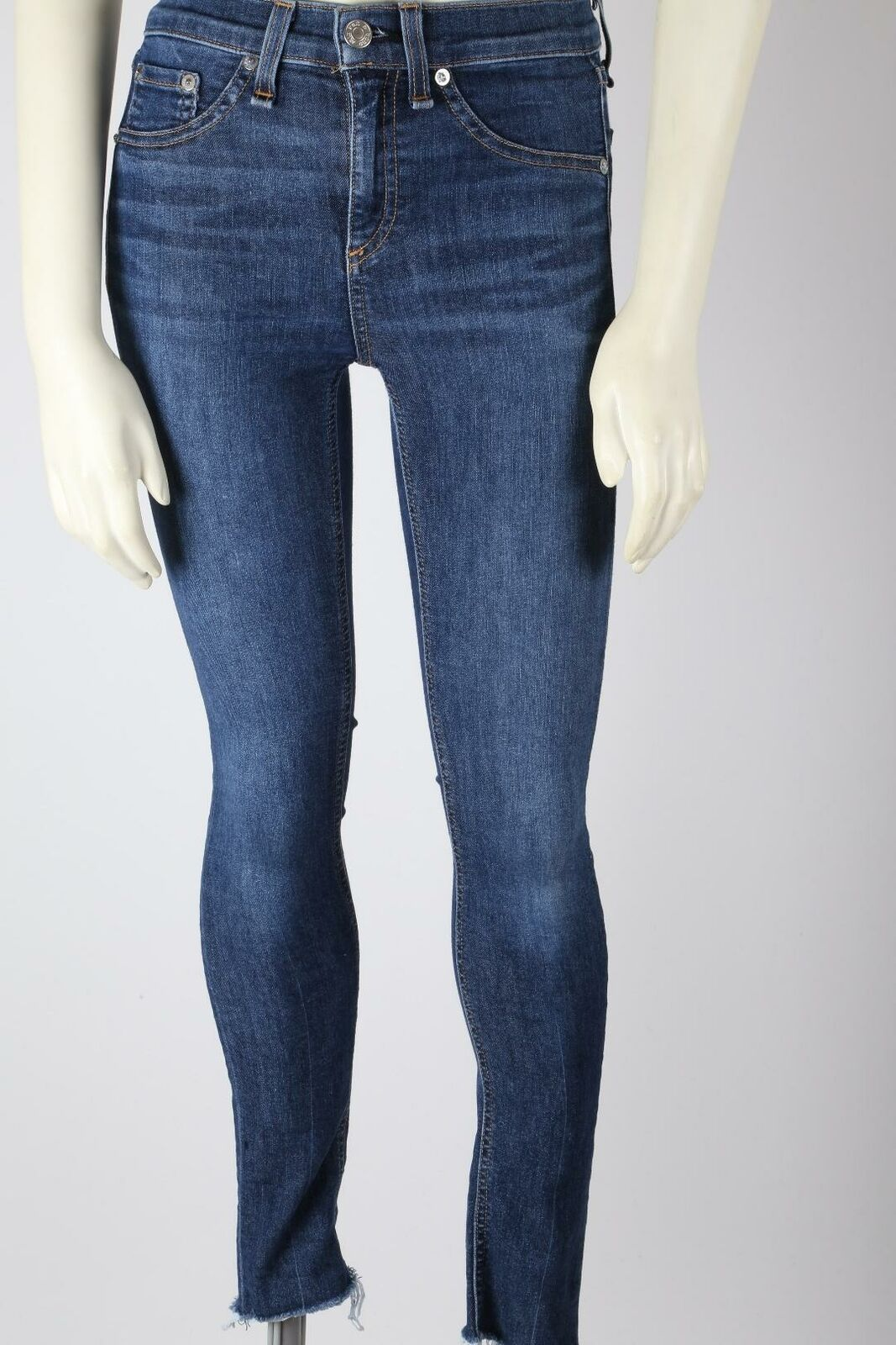 RAG & BONE Birch Skinny Denim Jeans Size 24