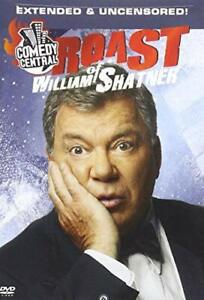 Comedy-Central-Roast-of-William-Shatner-Uncensored-DVD-NEW
