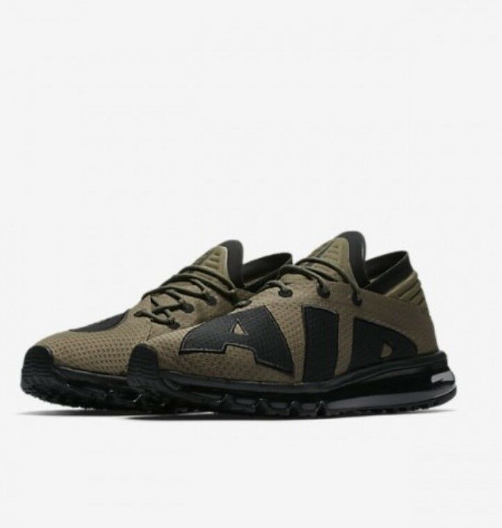 Nike Nike Nike Air Max FLAIR OLIVE Homme Running sport Chaussures Chaussures 04ae16