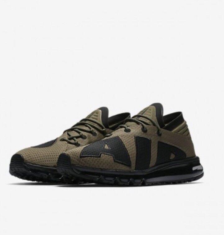 Nike Running Air Max FLAIR Olive  Hommes Running Nike Chaussures 8 EUR 42.5 cc3e31