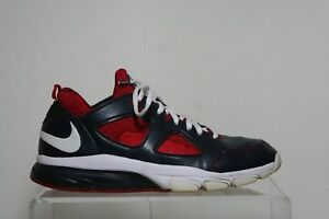 brand new 5bd29 f43b1 Details about Nike Zoom Huarache TR Low Playstation 2010 Multi USA Red  White Blue Men 11 Sony