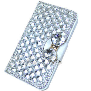 Bling-Diamond-Card-Wallet-Leather-Flip-Case-Cover-for-Samsung-iphone-4-4s5-5s-6