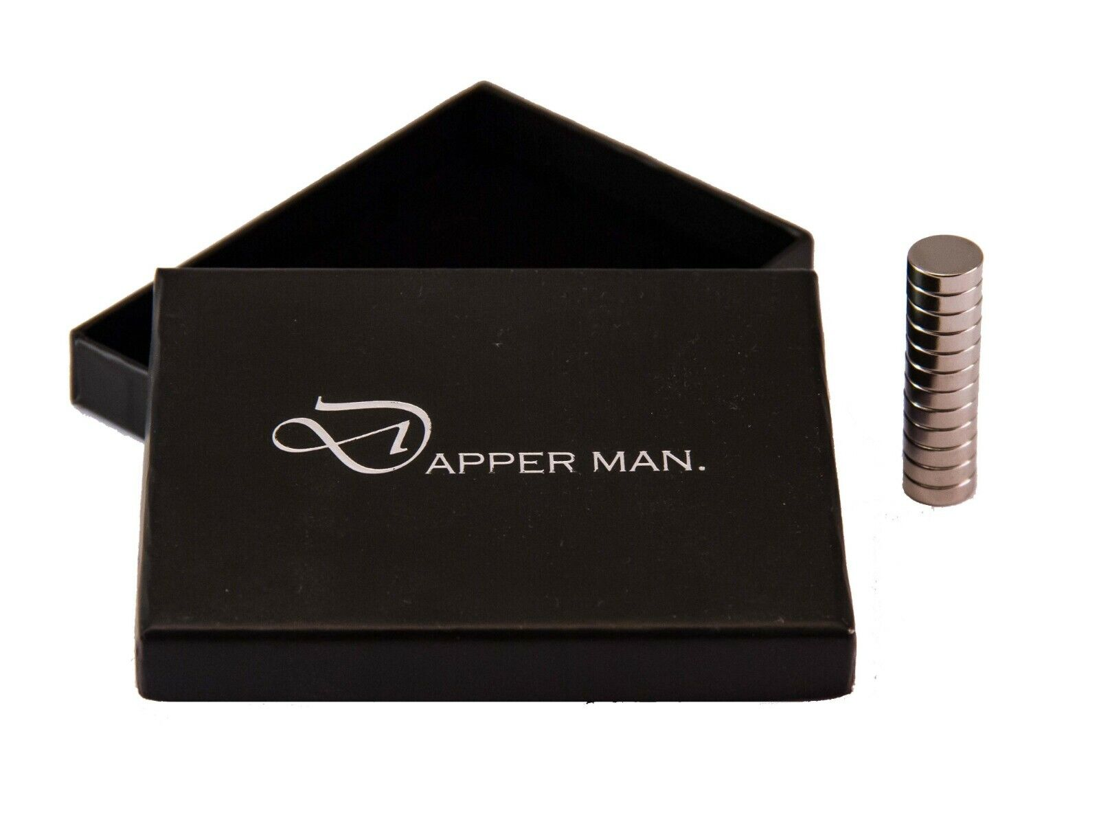 Magnetic Collar Stays - Replacement Magnets by Dapper Man