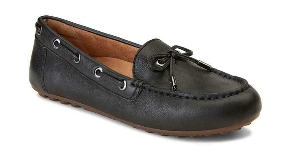 Vionic Women's Honor Virginia Loafer - Ladies Moccasin with Concealed...