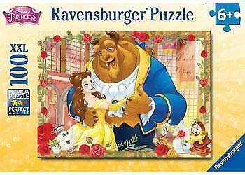 Ravensburger Disney Belle & Beast Puzzle 100pc