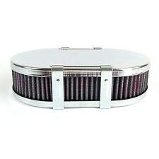 WEBER/DELLORTO/SOLEX DCOE/DHLA/ADDHE 40/42/45 & 48mm AIR FILTER (45mm deep)