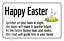thumbnail 3 - Bunny-Bait-Stickers-Easter-Bunny-Sparkles-Lawn-Labels-Sweets-Cone-Hamper-Box