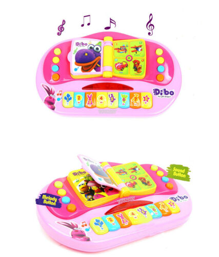 GIFT WISH DRAGON DIBO Melody Piano with Book