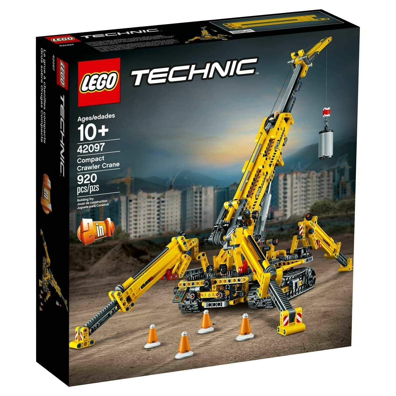 autorizzazione ufficiale LEGO ® Technic 42097-ragni gru-gru Torre Torre Torre modellololo 2-in-1, immediatamente  vendita online sconto prezzo basso