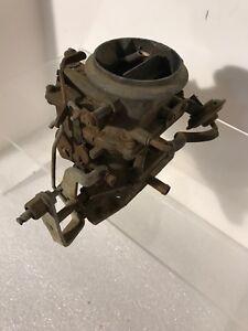 bendix stromberg ww carburetor