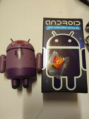 Sir Knightly Bild by Google Series 03 Android Mini Collectible Figure