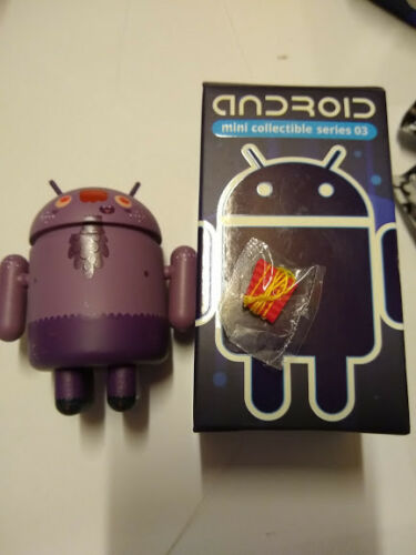 Android Mini Collectible Figure Paranoid  by Google Series 03