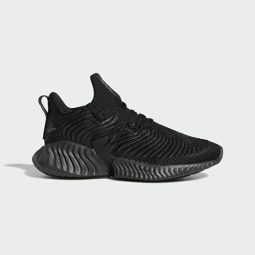 Adidas D97320 Alpha bounce instinct W Running shoes black sneakers
