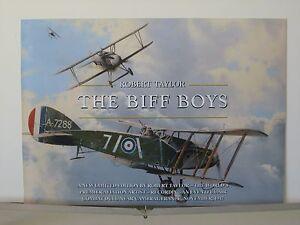 The-Biff-Boys-RFC-Bristol-F-2b-Fighter-WW-I-Robert-Taylor-Aviation-Art-Brochure