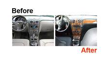 Dash Trim Kit for Chevrolet HHR 09-11 2009 2010 2011 Wood Chrome Carbon 30 pcs