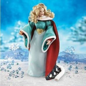 LENOX CHRISTMAS PRINCESS DOLL New in Lenox Box Limited Edition