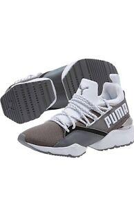 puma muse metal white
