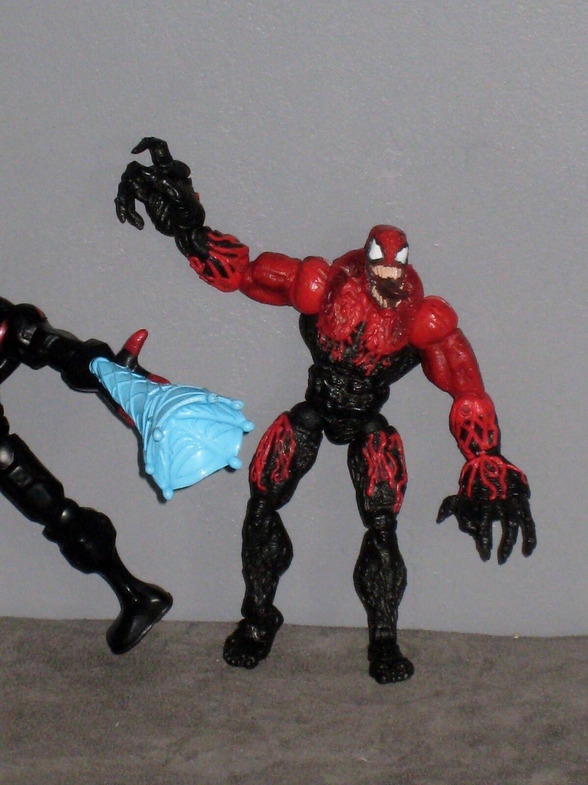 Figurines Marvel Mashers Ghost Rider/Octopus/BatFemme/SpiderFemme      ( 16/17  cm ) a653a2
