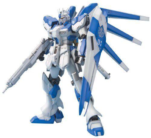 Nuovo Bandai MG 1 100 Rx-93-v2 Hi-Nu Gundam Modello Plastica Kit F S