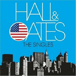 Daryl-Hall-And-John-Oates-The-Singles-NEW-CD