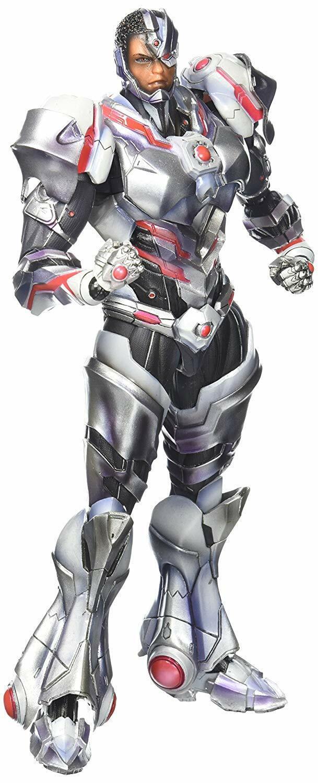 Ahorre 60% de descuento y envío rápido a todo el mundo. Square Enix Jugar Arts Kai Cyborg Figura De Acción Acción Acción  lo último