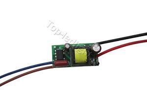 2x 10w led driver ac 90v 240v dc 9v 11v 900ma for 10 watt high power