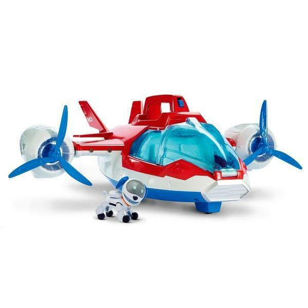 Paw Patrol Air Patroller Kids Pawpatrol Helicopter Into Plane Pawpatrol Toy NEW
