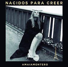 Montero Amaia Nacidos Para Creer CD