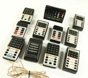 Grundig-Tele-Pilot-Konvolut-Fernbedienung-TV-Fernseher-Vintage-Control-60-80er