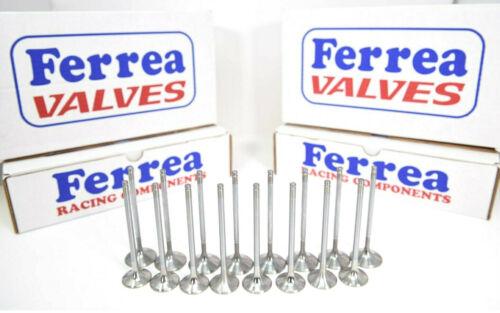 1MM Over Fits Subaru Impreza WRX STi EJ20 EJ25 EJ257 Ferrea 6000 Series Valves