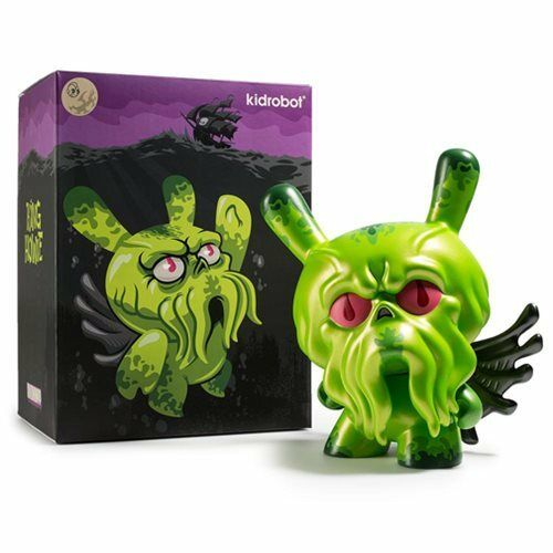 Kidrobot Scott Tolleson KING HOWIE Dunny 8-inch Vinyl Figure LE 500