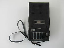 Tragbarer Vintage Hanseatic Kassettenspieler Kassettenrekorder