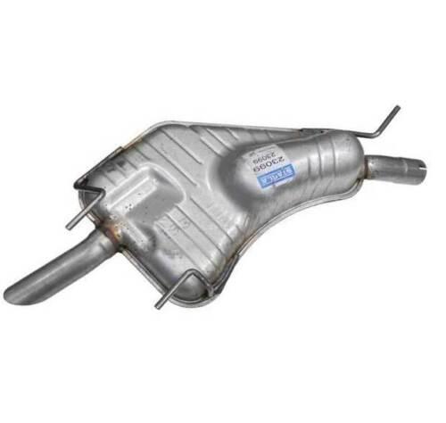 Saab 9-5 Arc Linear 02-05 Rear Exhaust Muffler Silencer Starla 23099 NEW