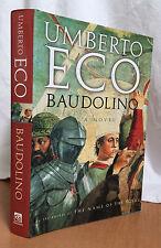 BAUDOLINO, a Novel by Umberto Eco (Hardcover)