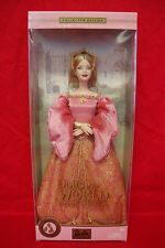 NRFB 2003 Princess of England Barbie, Collector Edition, Dolls Of The World DOTW