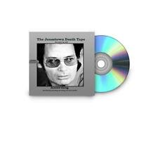 Jonestown massacre recording  the mass suicide and murder Jim Jones 1978 CD