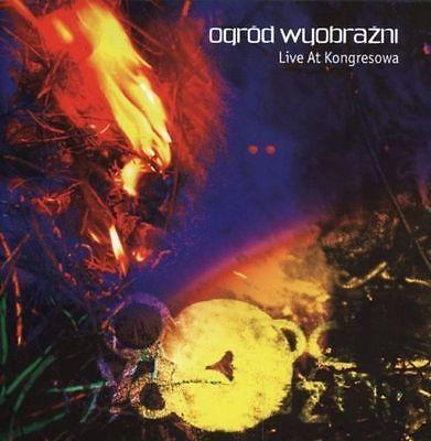 CD OGRÓD WYOBRAŹNI / OGROD WYOBRAZNI Live At Kongresowa