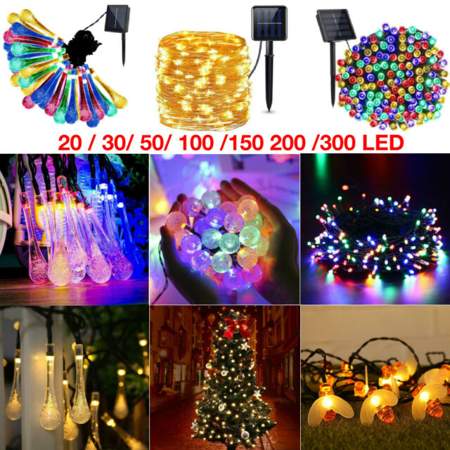 LED String Fairy Lights Cool White